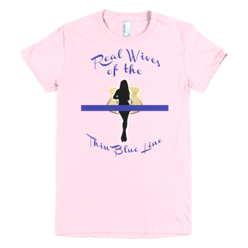 real wives of the thin blue line shirt