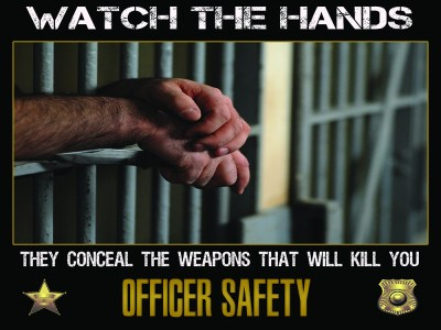 POLICE OFFICER SAFETY POSTER
