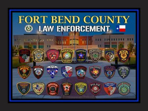 fort bend county texas sheriff poster