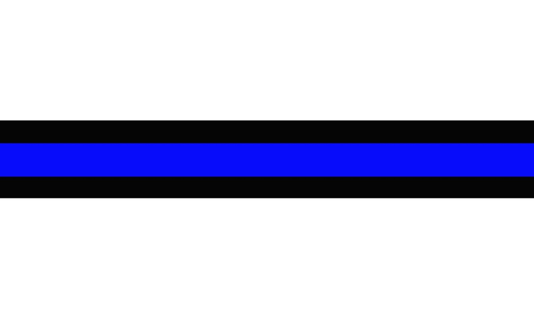 Thin Blue Line decals Removed From Tulsa Fire Trucks