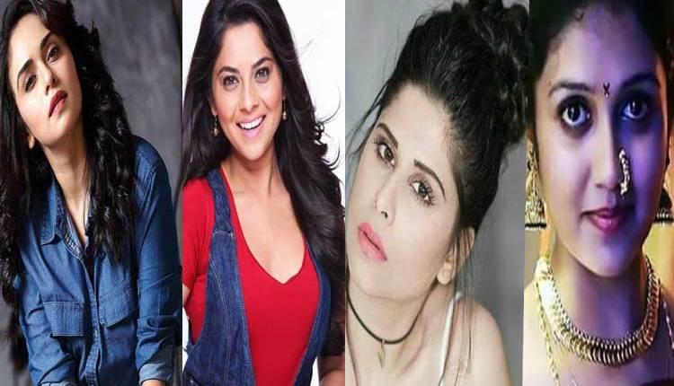 Marathi-Actresses