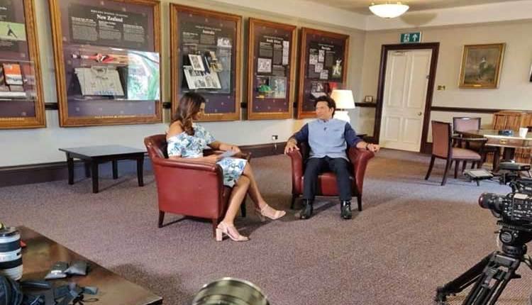 Sachin-Interview