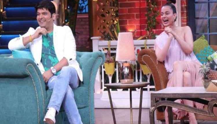 Kangana Ranaut In Kapil Sharma Show