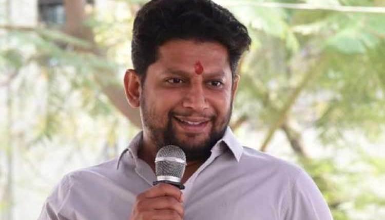 Sujay Vikhe Patil