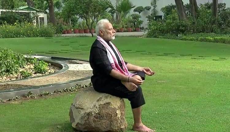 PM Modi Yoga