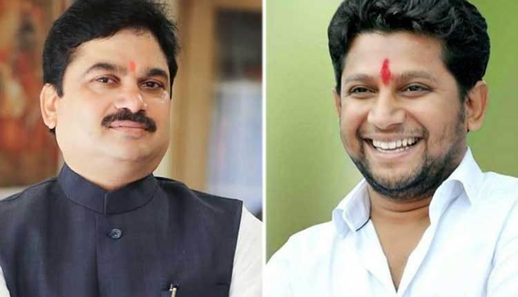 Ram Shinde Sujay Vikhe
