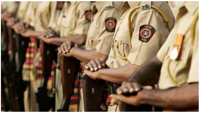 recruitment for 1847 seats in Maharashtra Police
