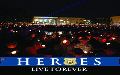 HEROES LIVE FOREVER POSTER SERIES