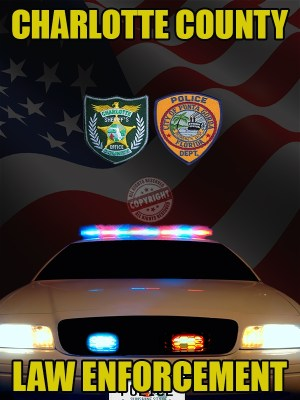 charlotte county florida law enforcement poster