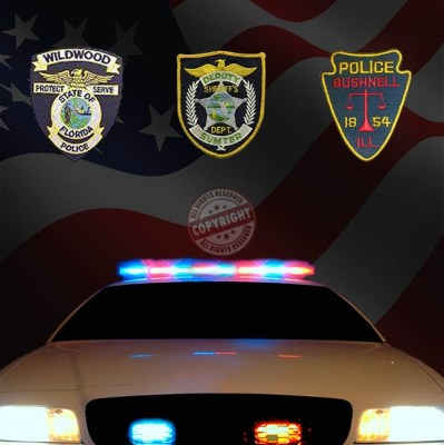 Sumter County Florida Police Poster