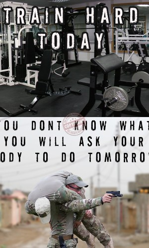 police fitness motivation posters