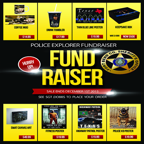 Fundraising opportunity for any agency