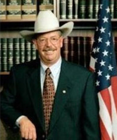 Rapist Sheriff Mike Burgess