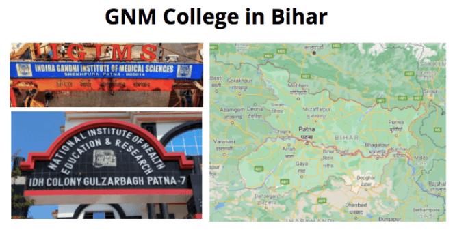 gnm college in bihar