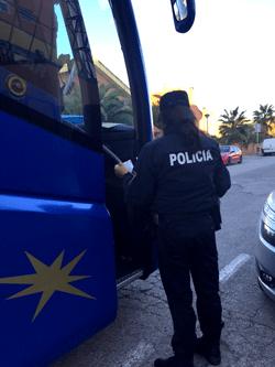 Unidad policia proximidad