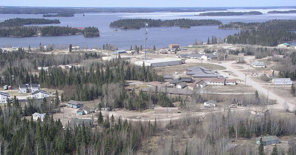 Image result for First Nations water problems a crisis of Canada's own making