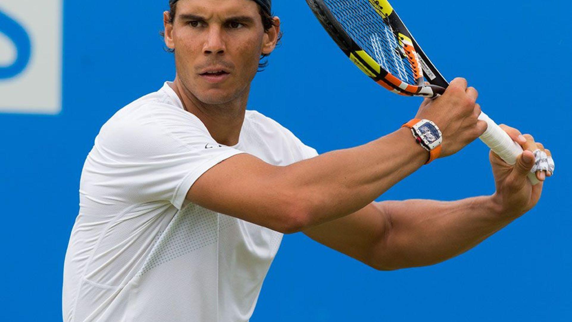 Rafael Nadal no jugará en Asia