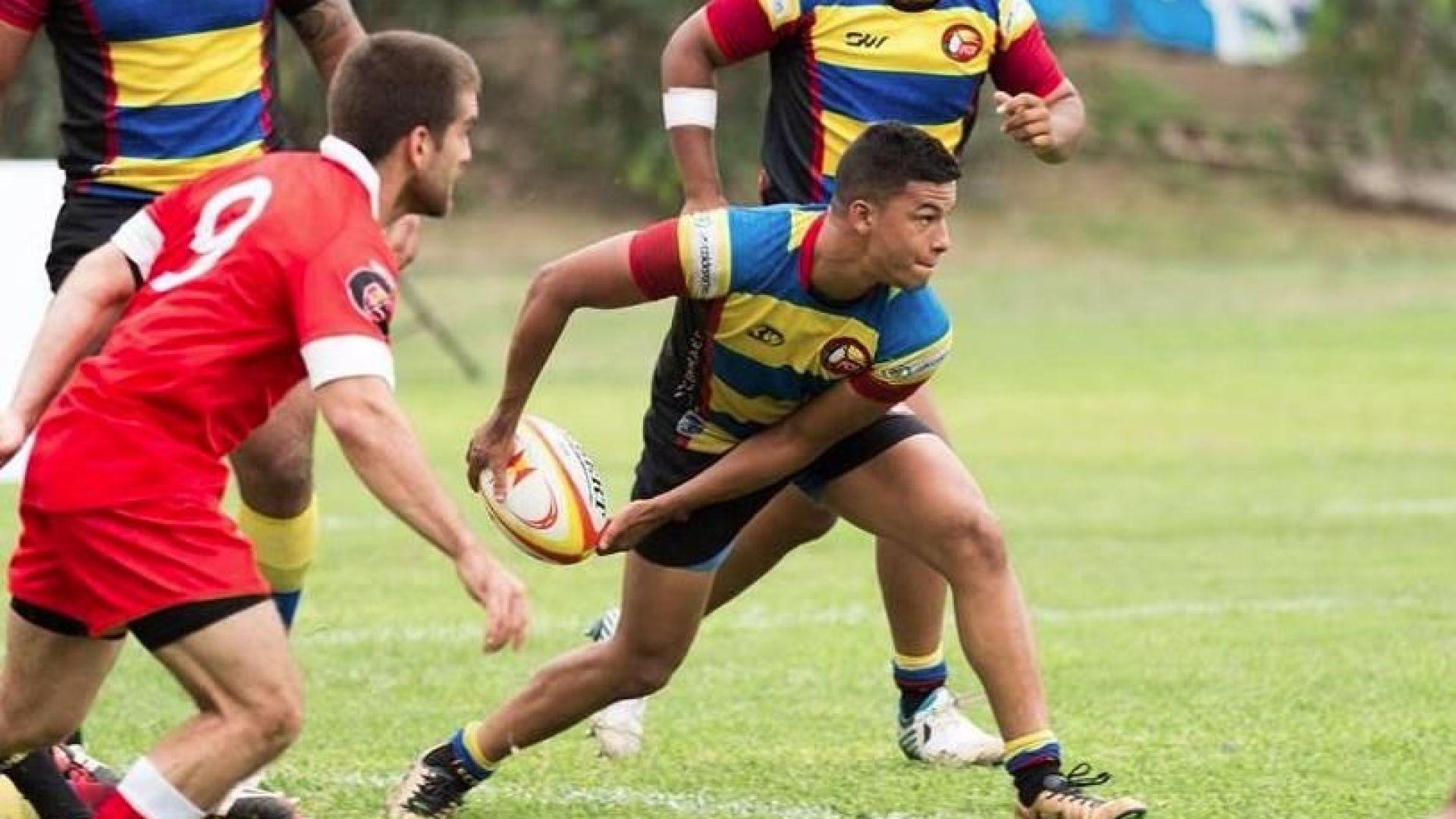 Colombia finalizó su participación en el Sudamericano de Rugby