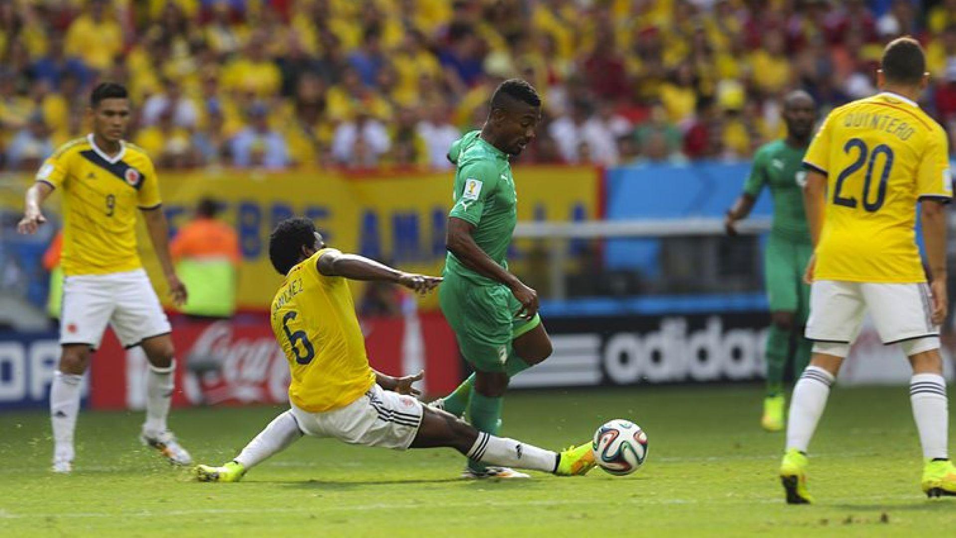 Ciclo de partidos amistosos Selección Colombia