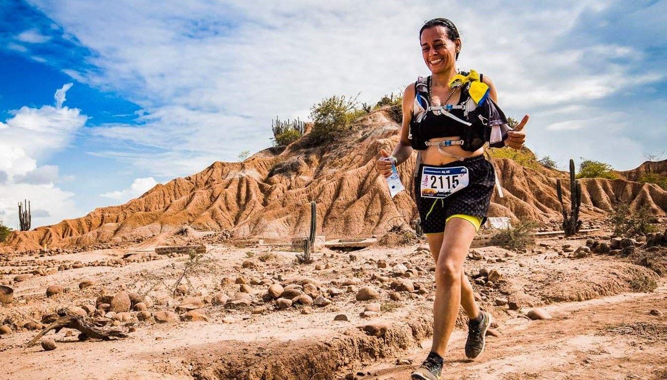 Liliana Pinto, pasión por el Trail Running