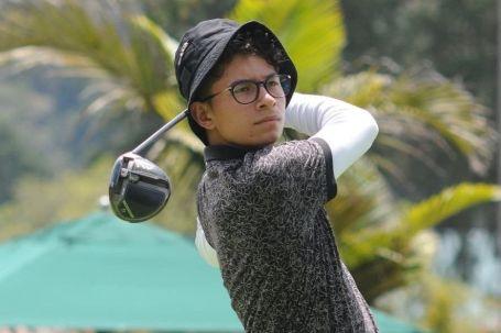 Juan David golf