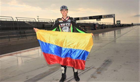 Pablo Echeverry Colombia