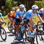 la tercera etapa de la Vuelta a Burgos