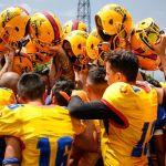 El fútbol americano en Colombia