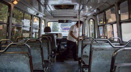 Choferes del transporte público de CDMX tendrán IMSS