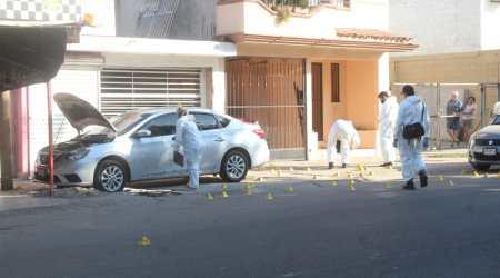 Comando asesina a un alto mando de la Fiscalía General de Sinaloa