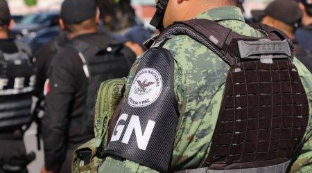 Graban a elementos de la Guardia Nacional extorsionando en CDMX