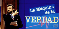 Maquina de la verdad Telecinco