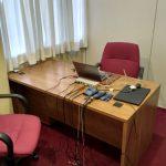 Prueba de polígrafo para justicia en Madrid