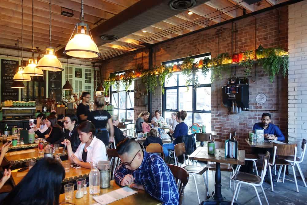 The Cafe inside_2