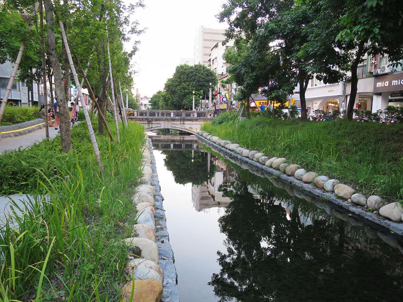 綠川水岸廊道