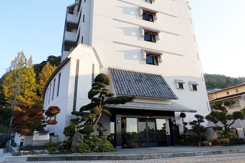 Arima Onsen Miyukiso Hanamusubi 有馬溫泉莊花結日式旅館