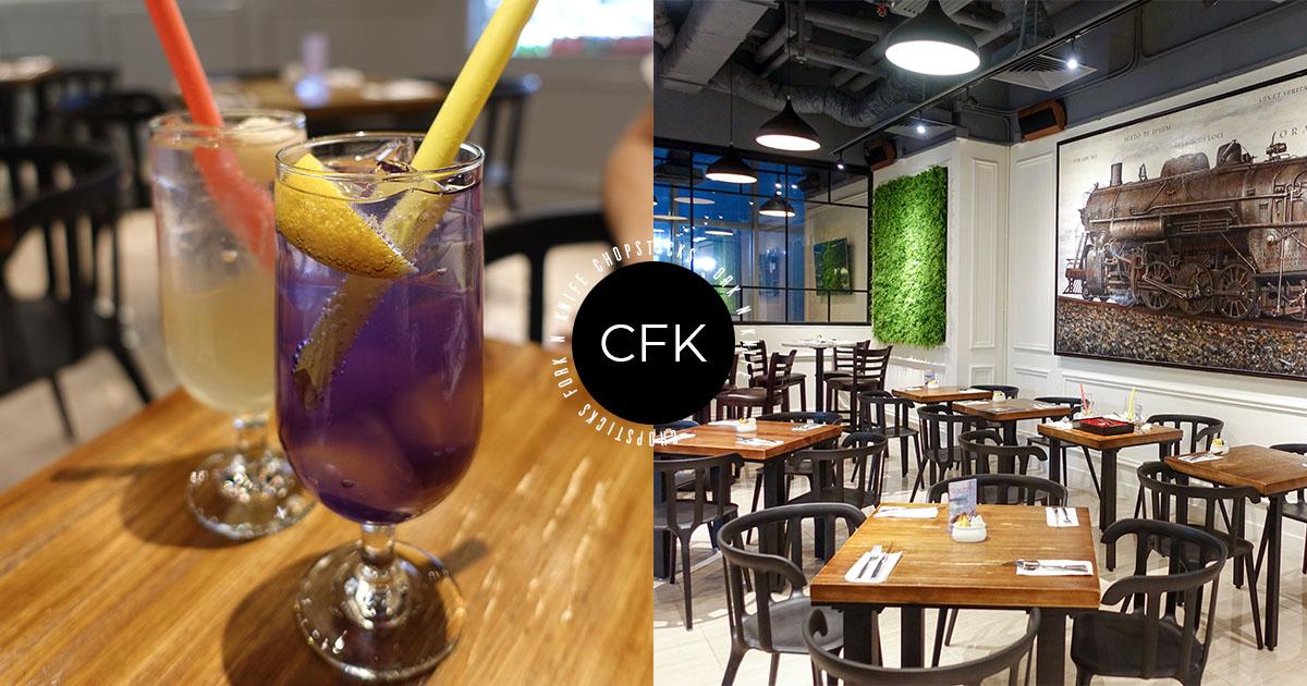 CFK Chopsticks Fork n Knife
