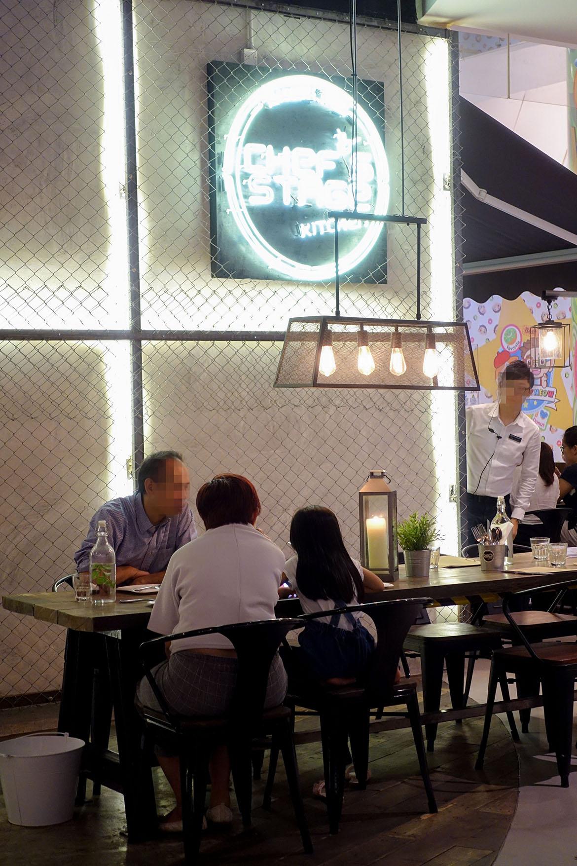 愉景新城 Chef's Stage Kitchen