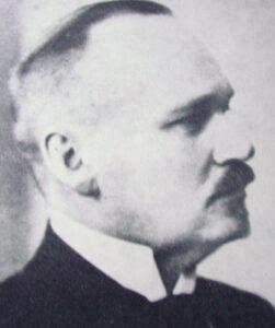 Bondeförbundaren Nils Wohlin