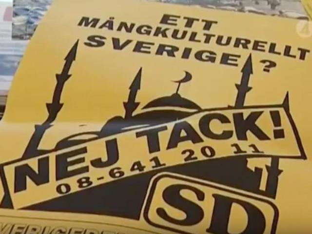 Mattias Karlsson, partiprogrammet från 1989 och förnekelsen av rasismen