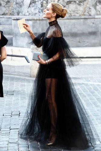 olivia palermo Valentino dress
