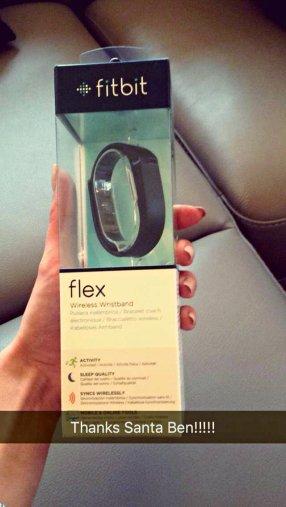 Fitbit Flex Blog Polina Skrebneva