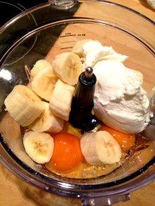 Clean and healthy banana bread recipe