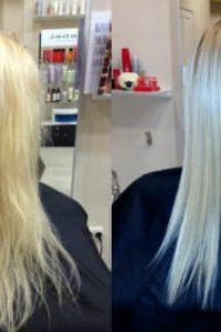 Абсолютное счастье для волос результат