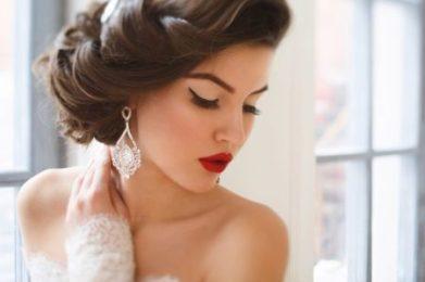 Свадебный макияж в стиле голливудских звезд