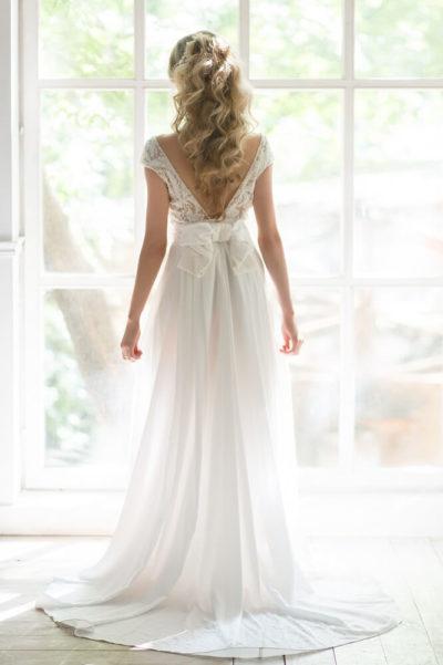 Образ невесты в стиле Нежность
