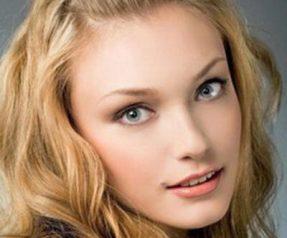 Классический макияж для молодой девушки