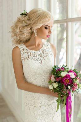 Макияж на свадьбу Москва