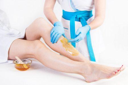 Комбинированная кожа ног предсвадебный уход дома