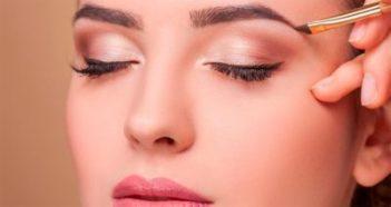 Уход за перманентным макияжем бровей перед свадьбой в домашних условиях